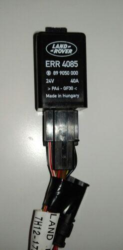 Genuine Land Rover Wolf  24V Glow Plug Timer Relay /& Link Harness ERR4085