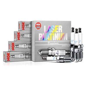 Kit-4-Candele-NGK-Laser-Platinum-PZFR6R-per-VW-Golf-V-Audi-A3-Seat-Leon-1-4-TSFI