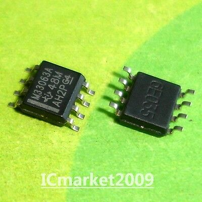 10 PCS MC33063AD MC33063 33063 SMD DC-to-DC CONVERTER IC