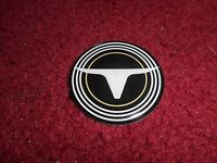 Ford Maverick Wheel Rim Steering Wheel Center Cap Decal Sticker 1 3/4 W/ole