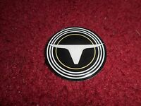 Ford Maverick Wheel Rim Steering Wheel Center Cap Decal Sticker 1 3/4 W/ole