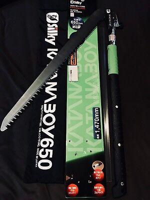 SILKY Japan 404-65 Saw Blade for 403-65 KATANABOY 650mm Folding Saw