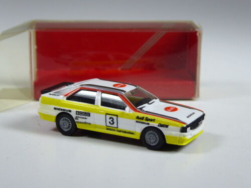 Herpa AUDI QUATTRO RALLY SPORT #3 IN SCATOLA ORIGINALE Top