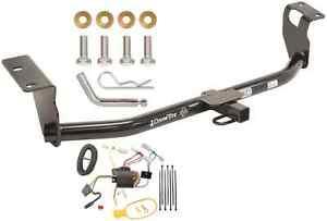 trailer hitch w wiring kit fits 2014 2018 toyota corolla draw tite rh ebay com