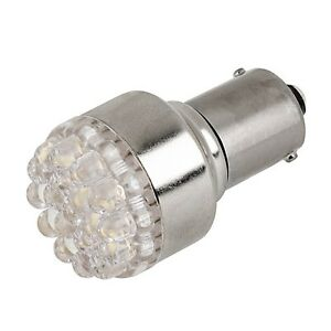 24-LED-Light-S25-1156-Base-12-Volt-YELLOW-53645-1156-Y-Turn-Signals