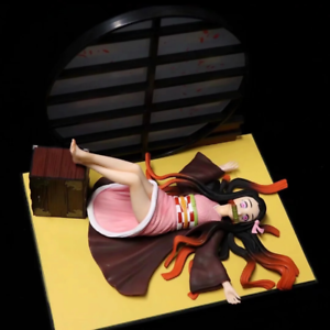 Demon Slayer (Kimetsu No Yaiba) - Nezuko Kamado (17cm) (Sleeping)