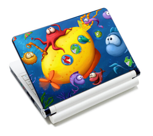 """Art Decal Sticker Skin Cover Case For 14/"""" 15/"""" 15.4/"""" 15.6/"""" Laptops Notebook PC"""