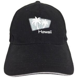 Hawaii Hat Palm Trees Cap Logo Baseball Trucker Surf Golf Beach ... 2b604665aeb
