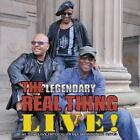 Live At The liverpool Philharmonic von Real Thing (2016)