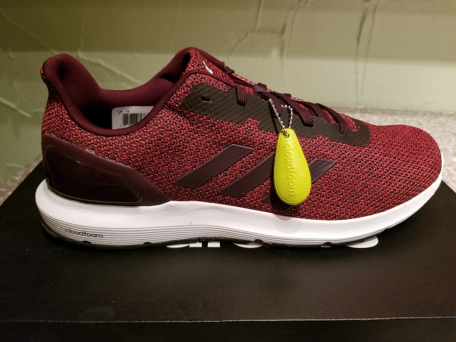 NEW ADIDAS SI MEN'S COSMIC 2 SI ADIDAS RUNNING SNEAKERS SHOES SIZE 11.5 4de1bd