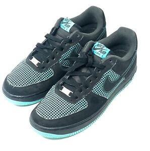 Nike Air Force 1 Low Black/Black-Gamma