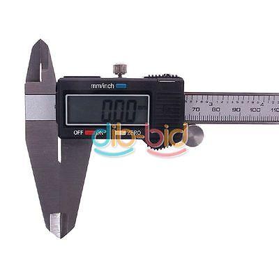"300MM 12"" Electronic Digital Vernier Caliper Gauge Micrometer Ruler Excellent"