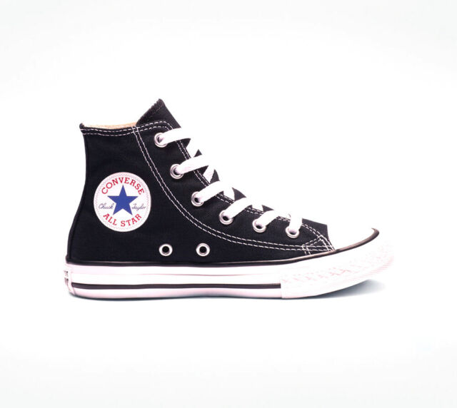 Converse 3J231 Youth Kids Chuck Taylor All Star High Top Shoes Sneakers Size 12