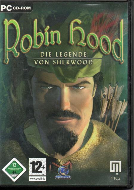 Robin Hood - Die Legende Von Sherwood PC-Spiel