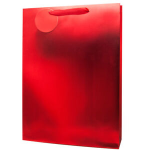 Details About Extra Large Metallic Gift Bag For Birthday Christmas Weddings Corporate