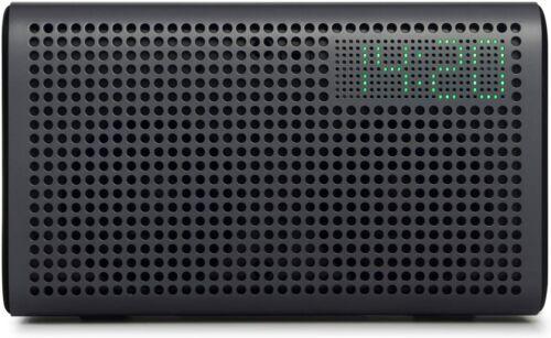 GGMM E3 Smart WiFi Bluetooth Multi Room Lautsprecher mit Amazon Alexa grau