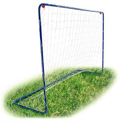 Fußballtor Kinder Tor Fußball Trainingstor Übungstor Metall + Netz Tornetz