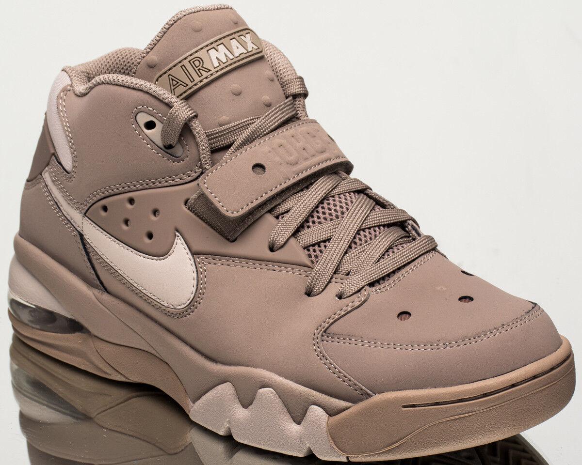 Nike Air Force Max men lifestyle kicks NEW sepia stone moon particle AH5534-200