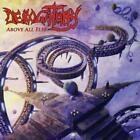 Above All Else (Black Vinyl) von Derogatory (2013)