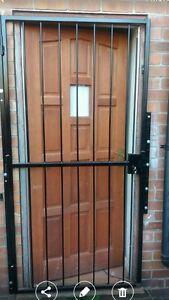 Security Grill Gate Gaurd Security Gate Security Door Metal
