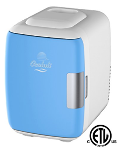 Cooluli-Mini-Fridge-Electric-Cooler-and-Warmer-4-Liter-6-Can-AC-DC-Portable