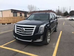 2015 Cadillac Escalade ESV Premium heated seats, heated steer...
