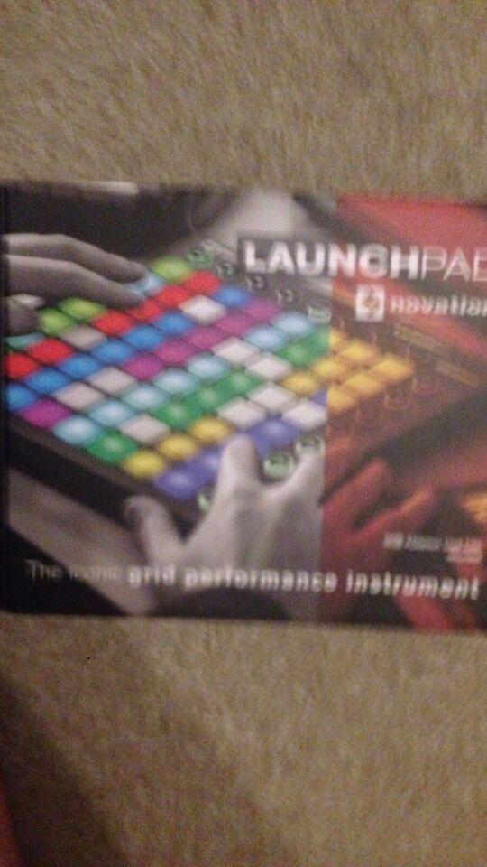 Launchpad , Novation Mk2