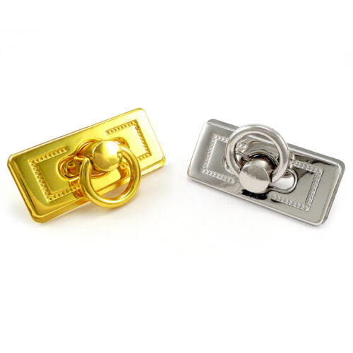 Craft caso Broche De Vuelta Bolsa Bolso cinturón Twist Lock Tamaño 54 mm aq1
