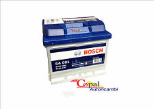 BOSCH BATTERIA S4 44 AH 440A 12V FIAT PUNTO (188) 1.2 Natural Power 09.03