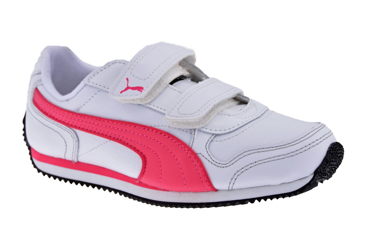 PUMA STRICT STRICT PUMA V KIDS GYM SHOES SCARPE GINNASTICA JUNIOR BAMBINA 351521 01B2,5 944a8c
