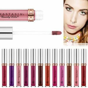 Liquide Crayon à Lèvres Rouge à Lèvres Mat Gloss Durable Longue Tenue Maquillage