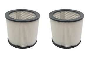 (2) Filter Cartridge for Shop Vac, 90304, 9030400, 903-04-00, 903-04 Wet Dry H12