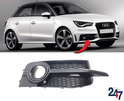 Audi Neu Original A1 S LINE Rechts Grill Stoßstange
