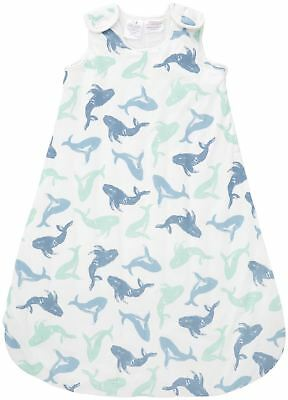 Reasonable Aden + Anais Winter Sleeping Bag - Seafaring Whales - 0-6m Baby Bn