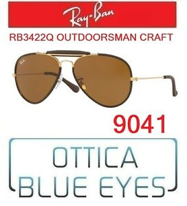 c2f12fdfdc Image is loading RAYBAN-sun-glasses-rb3422q-9041-Outdoorsman-Craft- sunglasses-