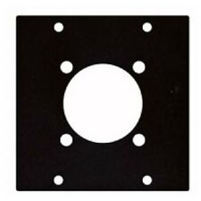 Modul 2/10  für Bulgin Einbaubuchse / Modulsystem
