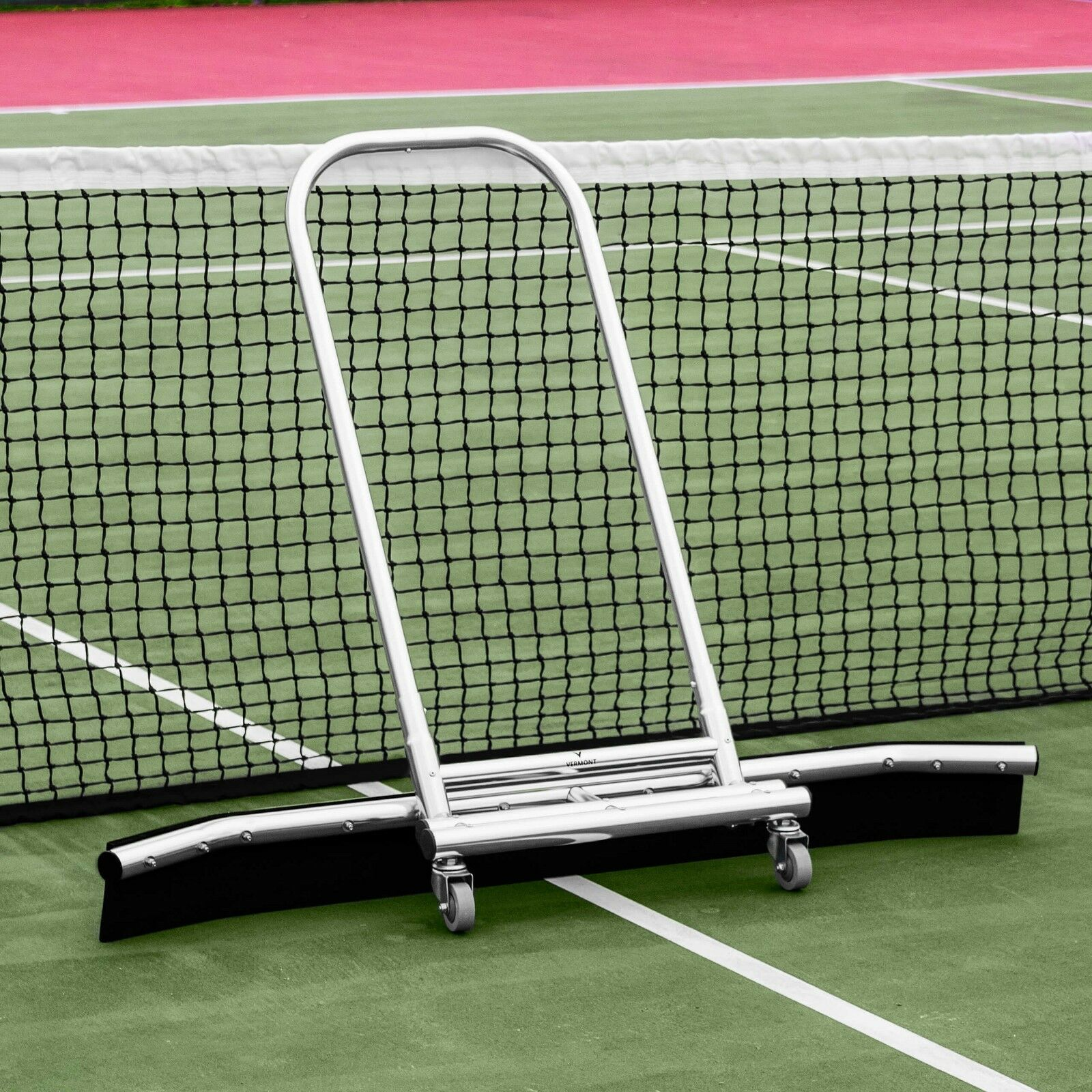 Rain Shuttle Tennis Court Squeegee [5ft Sweep]   Rust-Resistant Aluminium