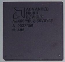 AMD Am486 DE2-66V8TGC Embedded Enhanced 486DX2 nur 3V CPU Prozessor Processor