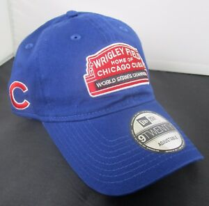 b1f454903df Image is loading Chicago-Cubs-Marquee-World-Series-Champions-New-Era-