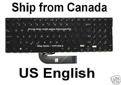 Keyboard for ASUS R518 R518U R518UA R518UQ US English