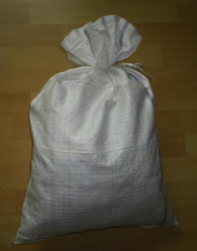 PP-Gewebesäcke  40x60 cm 100x Sandsäcke Sandsack