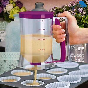 Pancake Batter Dispenser Maker- Great For Baking Cupcake, Muffin-Chuzy Chef