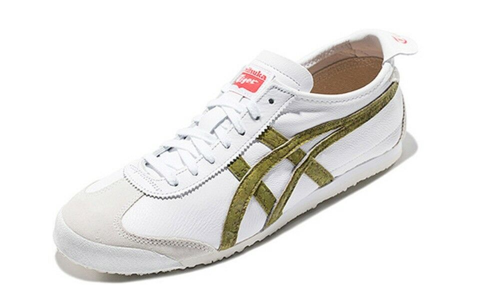 Vintage Asics Onitsuka Tiger MEXICO 66  1183A013-100 LEATHER