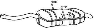 RR332G Exhaust Rear Back Box Rover 75 RJ Klarius
