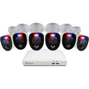 Swann Refurbished Enforcer 6 Camera 8 Channel 4K Ultra HD DVR Security System