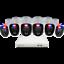 thumbnail 1 - Swann Refurbished Enforcer 6 Camera 8 Channel 4K Ultra HD DVR Security System