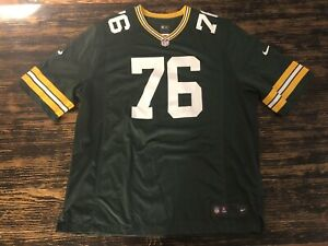 Details about Authentic Nike Mike Daniels #76 Green Bay Packers Jersey 3XL