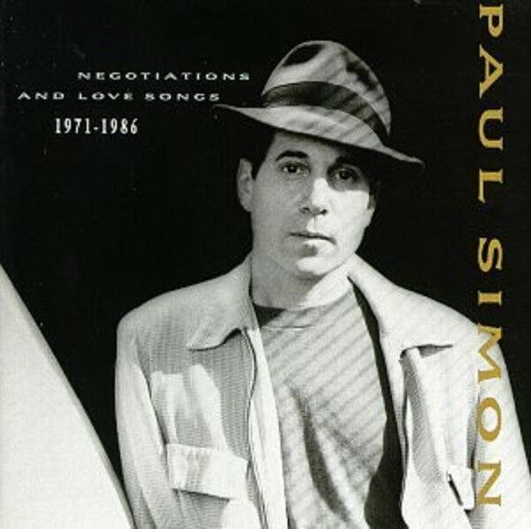 Paul Simon Negotiations And Love Songs 1971-86 CD NEW SEALED You Can Call Me Al+