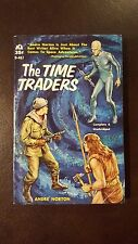 """Andre Norton,""""Time Traders,"""" 1958, Ace D-461, VG+,1st"""