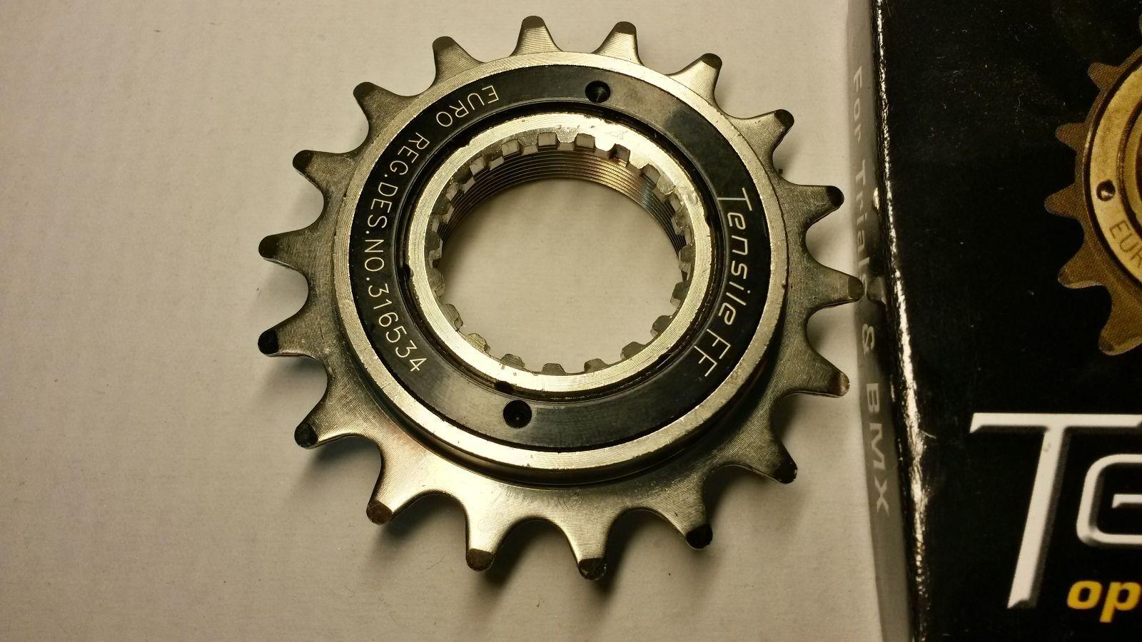 Freewheel tensile 18t trials bmx bike trial